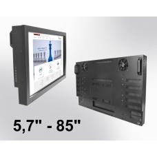 Industri monitor 5,7'' - 85''