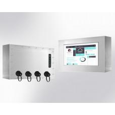 IP66 monitor 10,1'' 16:9