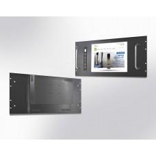 Rackmonterad skärm PC 8,4'' 4:3