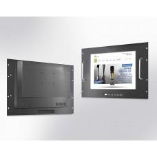 Rackmonterad skärm PC 17'' 5:4