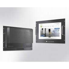 Rackmonterad skärm PC 21,5'' 16:9