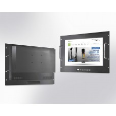 Rackmonterad skärm PC 22'' 16:10