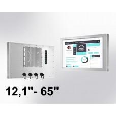 Industriell Panel PC IP66 12,1'' - 65''