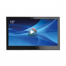 """15"""" Integrated Video Display"""