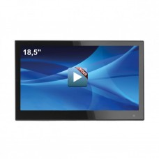 "18.5"" Integrated Video Display"
