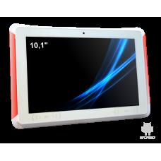 10.1'' Vit Android tablet för rumsbokning NFC-RFID