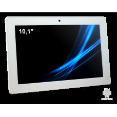 Vit 10'' Android för fast montage