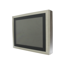 Industriell Monitor 12,1-24'', IP65, Multi Touch