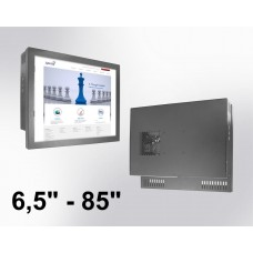 Industriell All In One PC 6,5'' - 85''