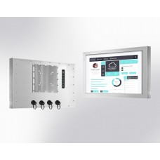 Panel PC 17,3'' 16:9 IP66 FHD